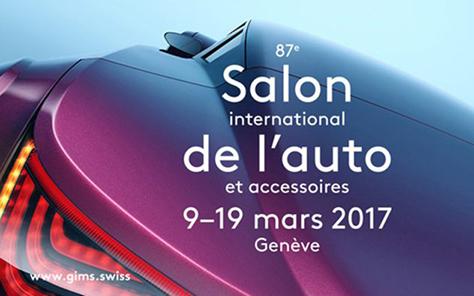 Cote magazine actualit s du luxe et haut de gamme en suisse - Affiche salon de l auto ...