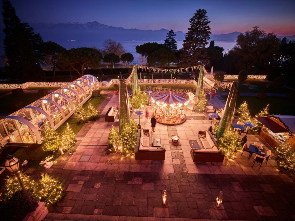 Lausanne, le 5 dÈcembre 2017, Beau Rivage Palace © sedrik nemeth