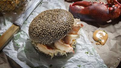 Le Burger du Mois chez Globus