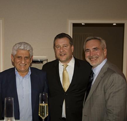Akram ALJORD Hysek CEO - Gary Girdvainis  - Thierry Chaunu