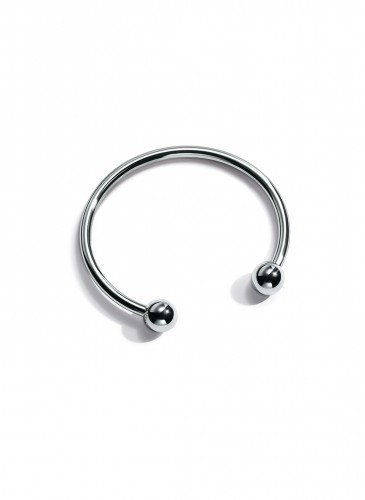 Tiffany City HardWear Bead Cuff in Sterling Silver1