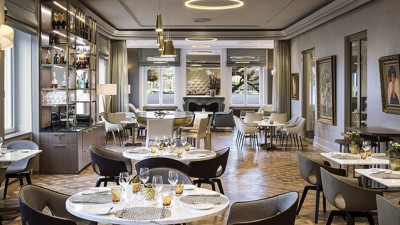 Le Living Room Bar & Kitchen lance son brunch à la carte à l'Hôtel de la Paix