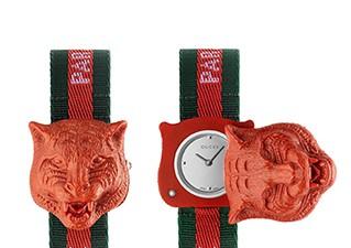 Gucci étoffe ses collections de joaillerie et d'horlogerie pour l'été