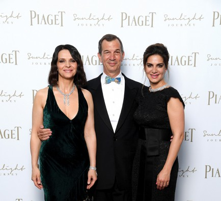 Piaget Sunlight Journey Collection Launch In Rome