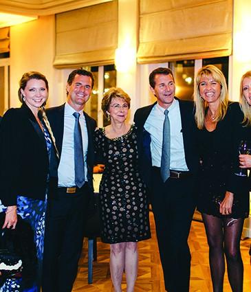 La famille Torriani