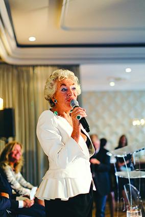 Mrs Ljuba Manz