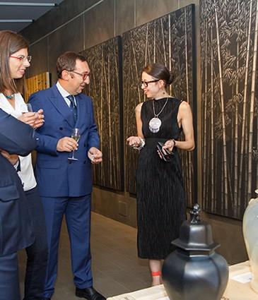 2. Denise Marroquin, Mateo et