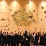 Cérémonie EHG Oct17 - Lancé de cannotiers