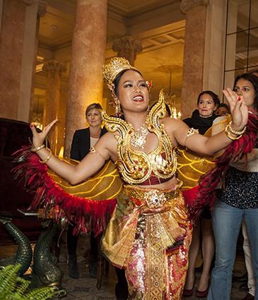 Danseuse Thailandaise