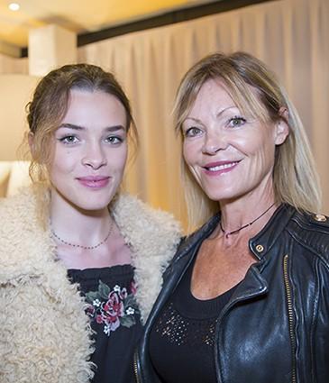Lucia et Tamara Davies-Milner