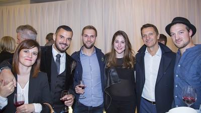 Soirée d'inauguration de Forever Boutique à Lausanne