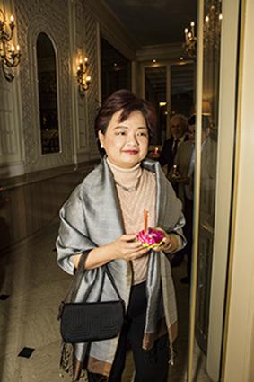 S.E. Sunanta Kangvalkulkij, Représentant Permanent de Thaïlande auprès de l'OMS et de l'OMPI