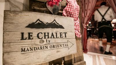 Le Chalet By Mandarin Oriental