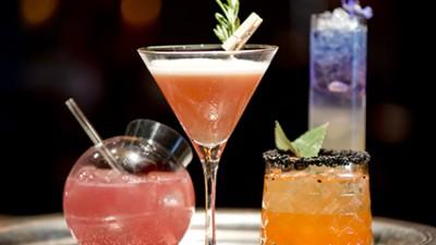 La Réserve Genève présente sa carte de cocktails
