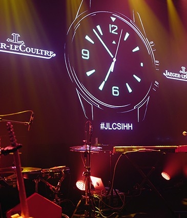 Jaeger-LeCoultre Polaris - Gala Evening at the SIHH 2018