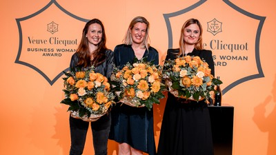 Prix Veuve Clicquot Business Woman Award 2017