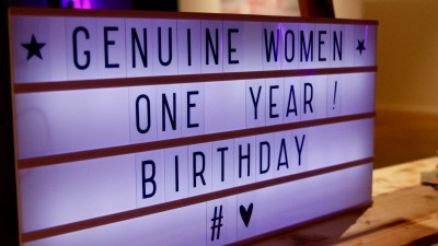 Joyeux Anniversaire Genuine Women
