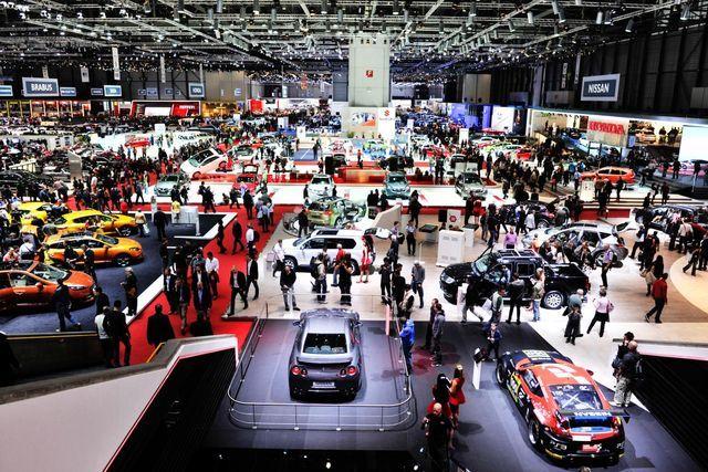 88e Salon International de l'Automobile