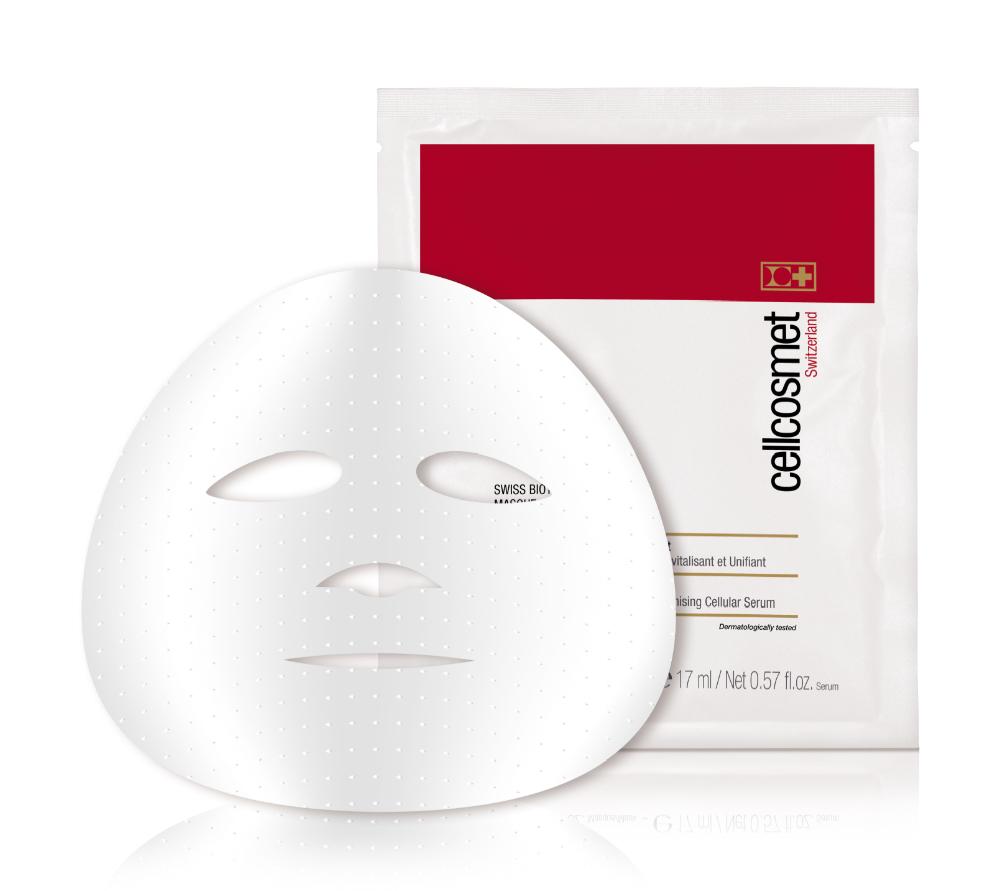 Cellcosmet Swiss BioTech Masque CellClarifiant