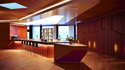 Swiss First Lounge à Zürich : installez-vous conforbablement !