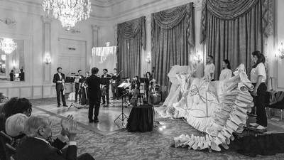 Cappella Genevensis interprète Mozart au Four Seasons Hôtel des Bergues
