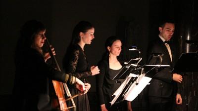 Cappella Genevensis interprète Pâques Baroques en France au Musée Ariana