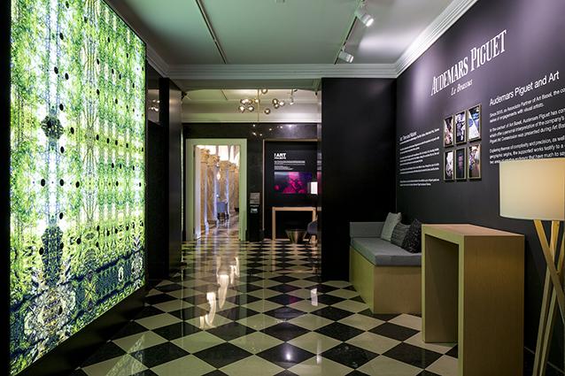 Audemars Piguet présente sa nouvelle exposition au Ritz-Carlton Hotel de la Paix Geneva