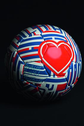 Hublot Loves Football designed by Andrey Bartenev