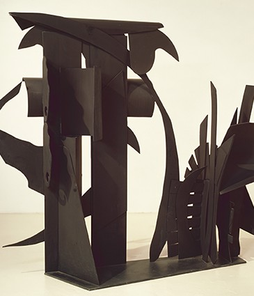 Louise Nevelson, Maquette for Transparent Horizon, 1972-73.jpeg