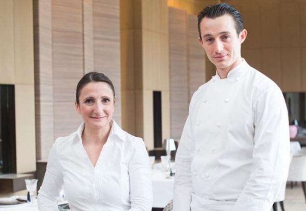 Paolo Boscaro devient Chef de cuisine du restaurant Anne-Sophie Pic au Beau-Rivage Palace
