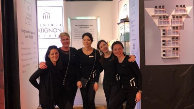Pop-Up Store « My Beauty Doctor », la Clinique Matignon au Manor de Lausanne