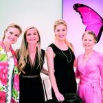 11 - Rachel Polla, Sarah Thiry (Co-CEO Bucherer), Céline Bachelet, Nicolas Mustad, Marie de Riedmatten (Co-CEO Forever)