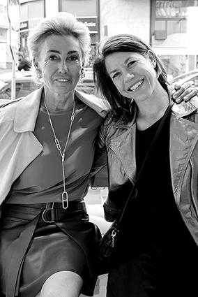 2_Marianne Clément et Leila Üng!un