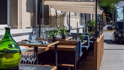 Le Fiskebar dévoile sa terrasse d'été