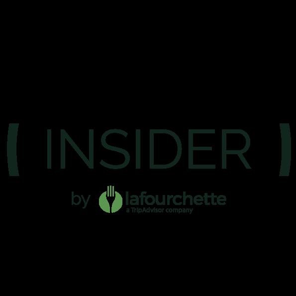 Logo Insider by LaFourchette