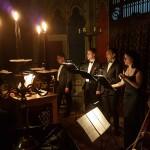 concert bougies latéral