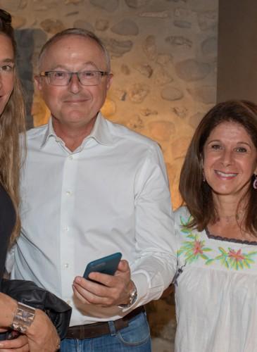10. Armelle et Michel Brockman et Valérie Lewin (2553)__2553
