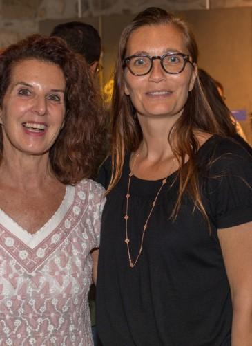 12. Elsa Floret, journaliste à L'Agefi (à droite) avec une amie (2474)__2474