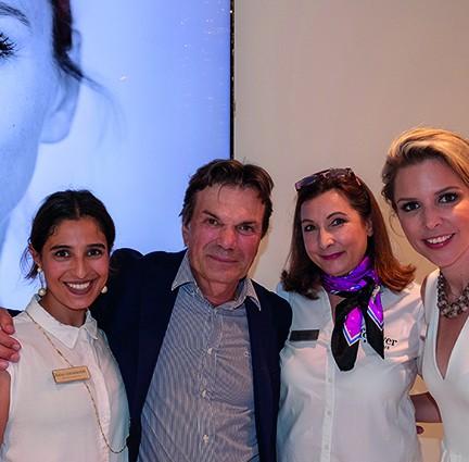 9. Forever Team - Daisy Constantin; Dr Luigi L. Polla; Dr Véronique Bani; Marie de Riedmatten