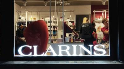 Une soirée animée au cœur de Clarins