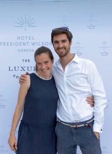M. & Mme. Van Lierde