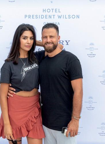 Sofia Ziani & Wael