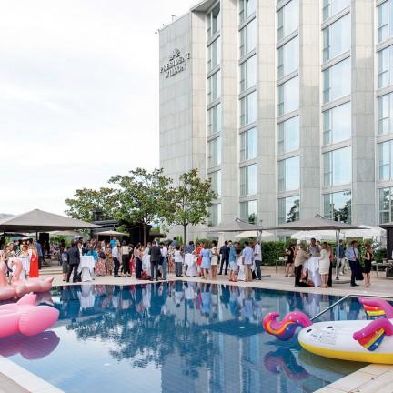 Summer Party - Hôtel Président Wilson, A Luxury Collection Hotel, Geneva