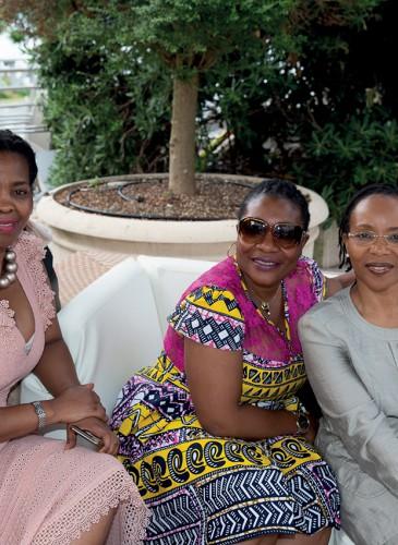 Sylvie Ngo Tama, Tlou Kgomo, Zinhle Nkosi