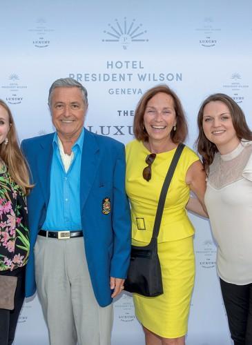Tiffany Steinwender, Philippe Meyer, Corinne Baustert, Hélène Triquenaux