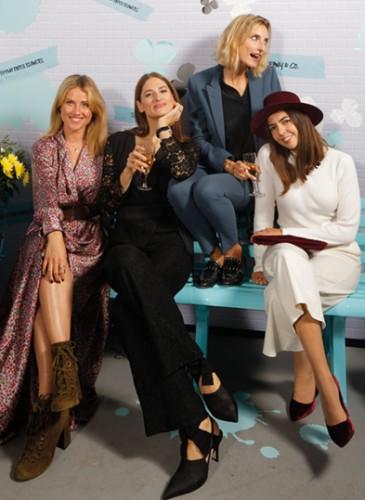 Aliénor De Ferron, Laureline Henchoz, Tania  Diana Casalis (Influencers)_traité
