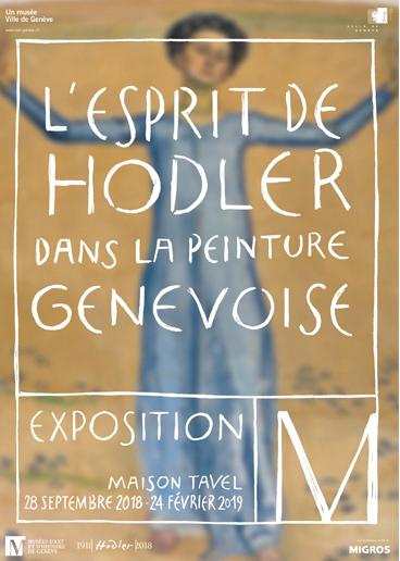 L'esprit de Hodler dans la peinture genevoise