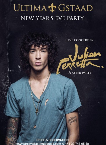 FLYER JULIAN PERRETTA