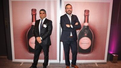 50 ans de la Cuvée Rosé Laurent-Perrier