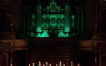 Noël avec Mozart au Victoria Hall